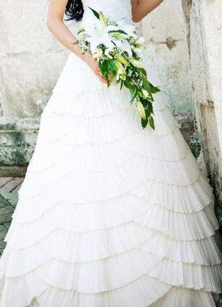 b7ddfe98c8b7fff Свадебное платье — Цена 17 600 рублей — Свадебные платья в Костроме