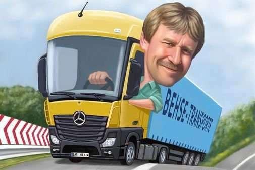 работа водитель со своим грузовым авто