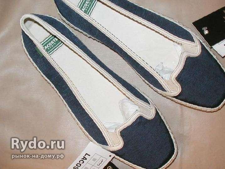 851bbe53135d Мокасины, эспадрильи текстиль Lacoste р. 37rus, бу — Цена 3 300 ...