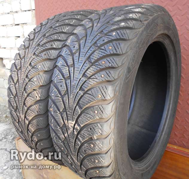 Шины б/у зима Goodyear Ultra Grip Extreme 205/55 R-16, 2 шт.