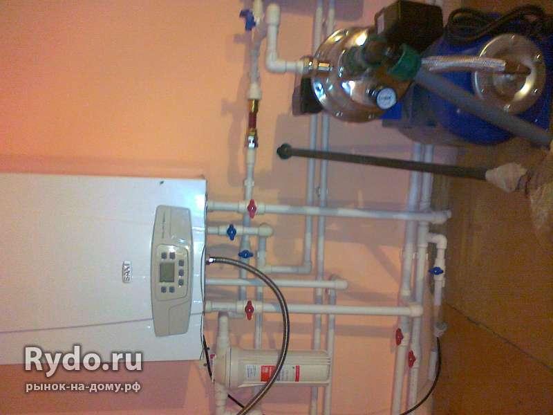 Монтаж систем отопления уфа