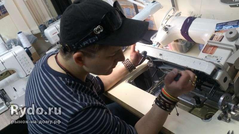 рабоьа мсханика по швейному оборудовпнию