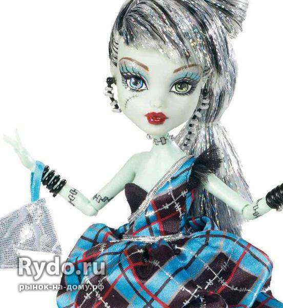 Фрэнки Штейн 1600 Frenkie Stein. Monster High, бу