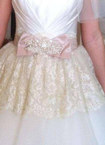66a714b09e2 Свадебное платье б у — Цена 6 600 рублей — Свадебные платья в Ставрополе