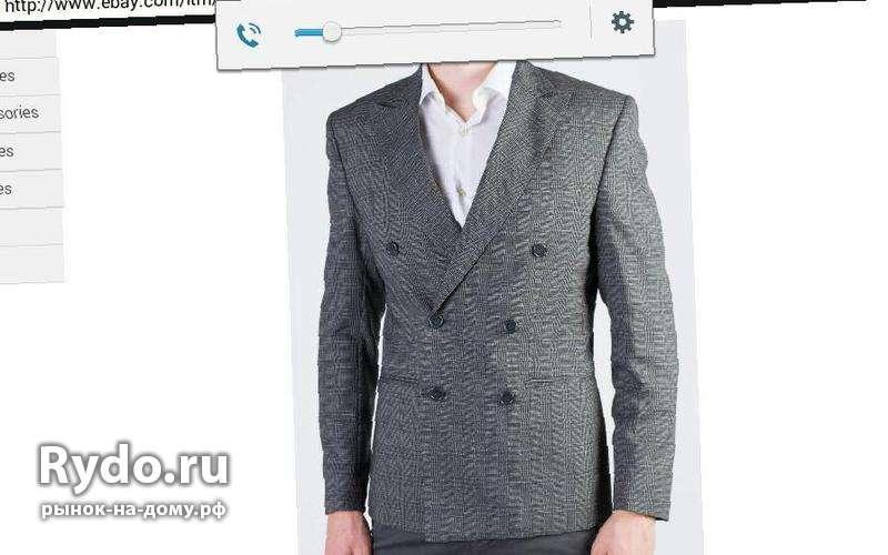 Новый пиджак V. King — Цена 2 750 рублей — Мужские костюмы в Красноярске be7f4949361