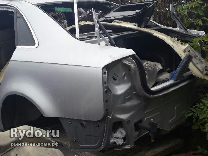 задняя часть кузова Audi A4 B7e8 кузовные запчасти на авто в сочи