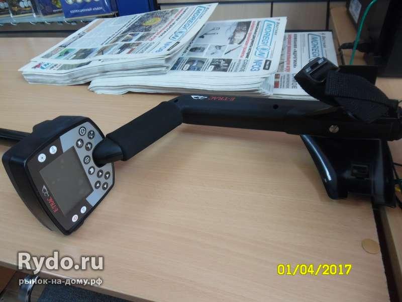 Металлоискатель minelab e-trac standart - цена 74990 рублей.