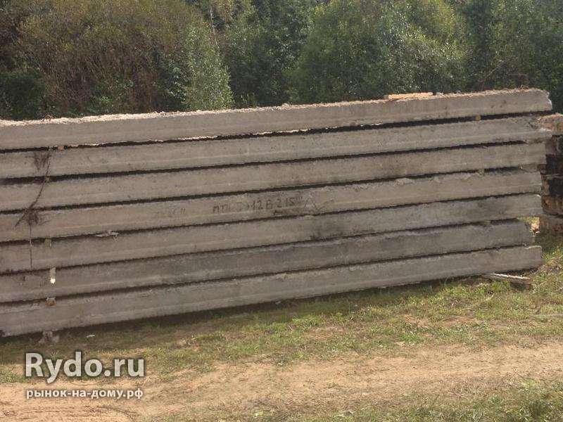 Плиты перекрытия ноябрьск железобетонное ограждение на мостах