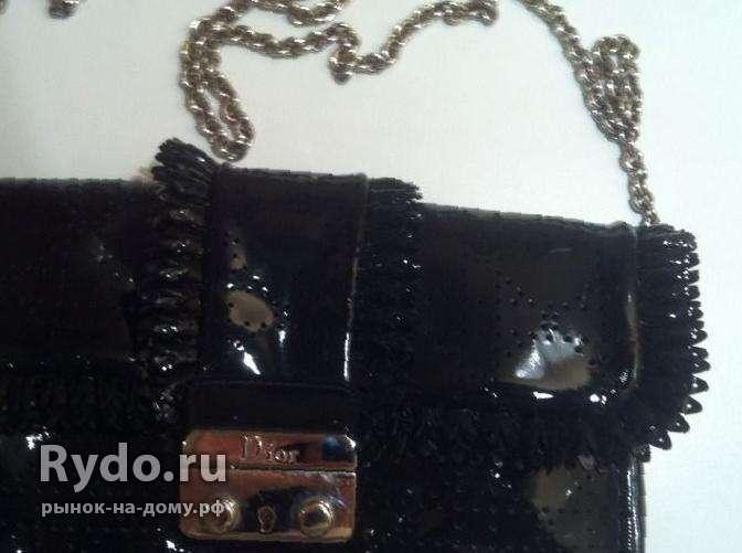 Продаю сумку Dior. Оригинал — Цена 17 600 рублей — Аксессуары под ... 7ca4d720eea