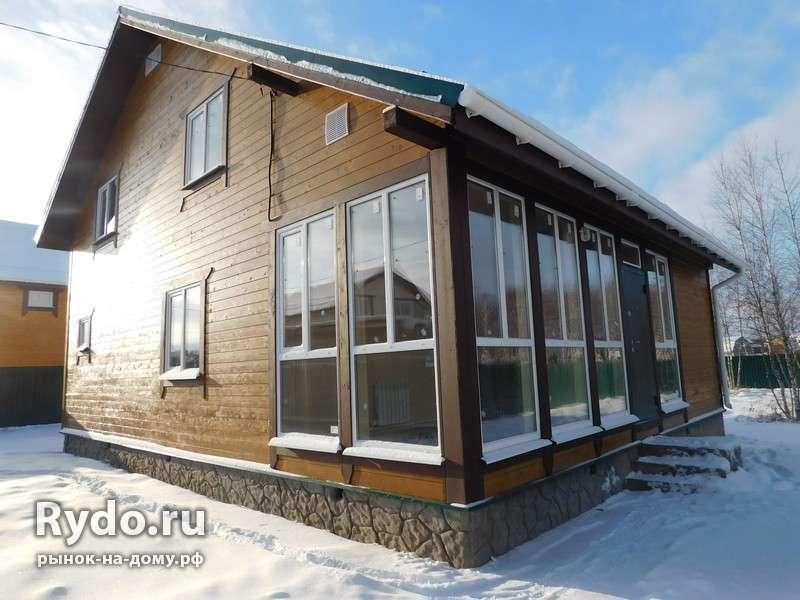 Двухэтажные дома из бруса: проекты, цены