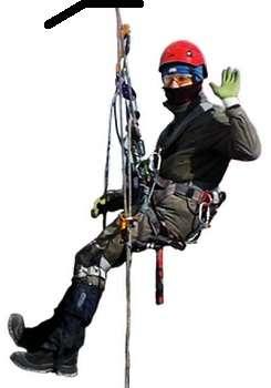 Требуется промышленный альпинист обучение