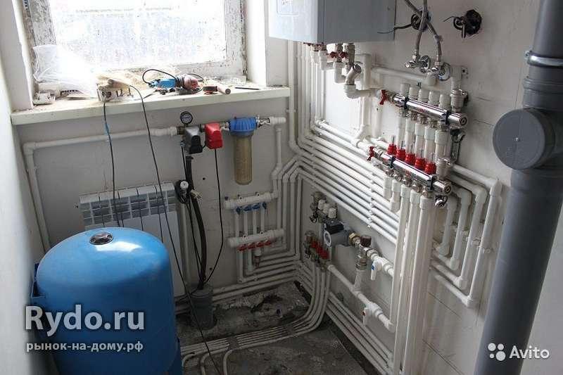 Екатеринбург сантехнические работы прайс лист
