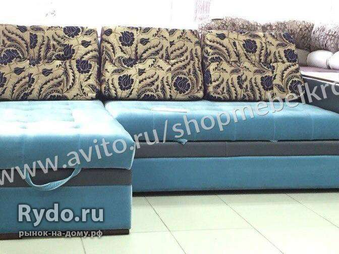 2017 угловой диван от производителя 25 бу цена 30 250 рублей