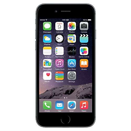 Apple iPhone 6 Plus 128Gb Space серый