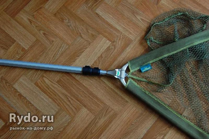 рыболовный телескопический подсак