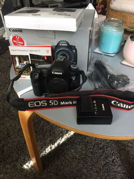 Canon EOS 5D Mark III 22.3 MP Тело только