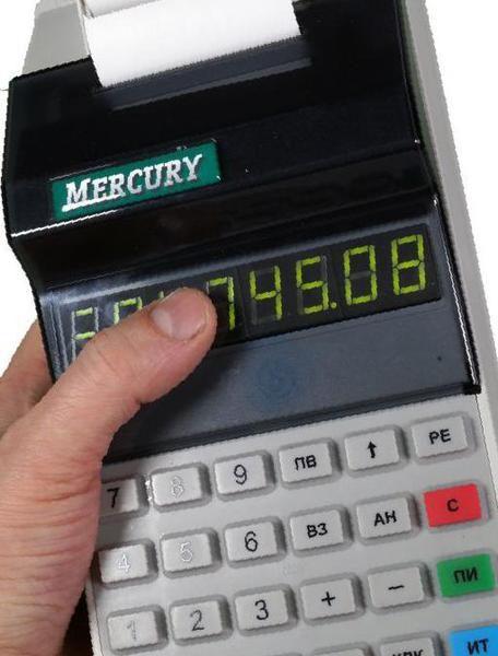 Меркурий 115к как сделать clear