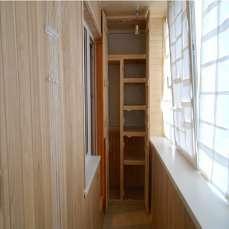 Ставим шкафчики на балконе своими руками ooo пкп донкомплект.