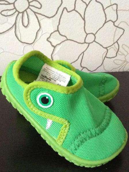 cb3c67cc8 Детские пляжные тапочки для малышей — Цена 380 рублей — Обувь для ...