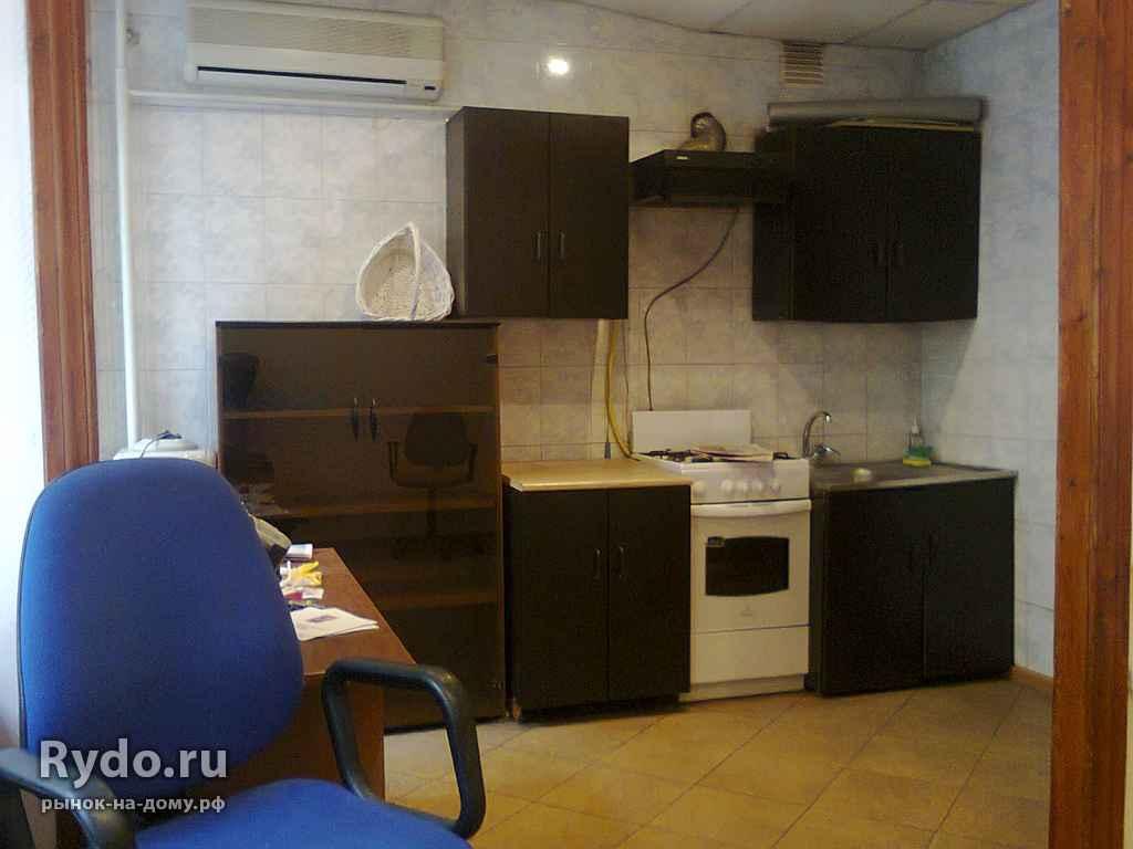 Квартира на первом этаже под офис