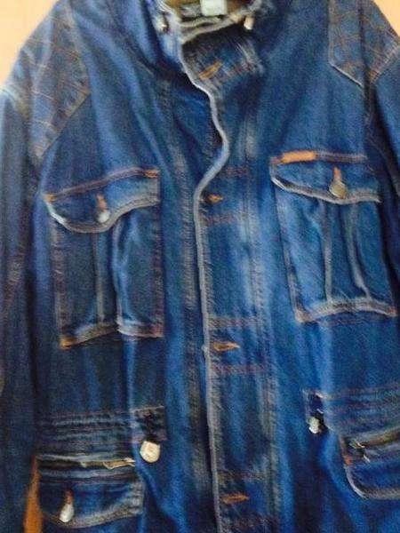 Купить Куртку Джинсовую Мужскую Монтана