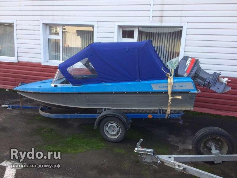 тюмень моторная лодка казанка купить