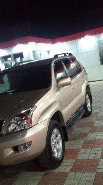 Toyota Land Cruiser Prado, 2008 гв, бу с пробегом
