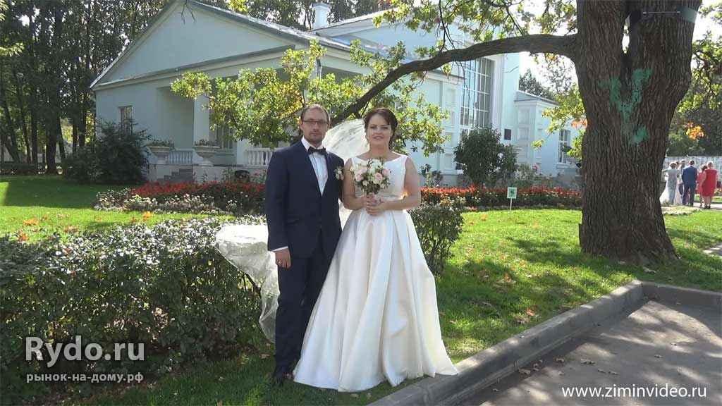 Профессиональная видеосъёмка свадеб