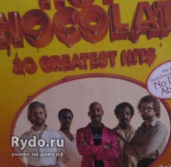 "Винил ""Hot Chocolate - 20 Greatest hits"""