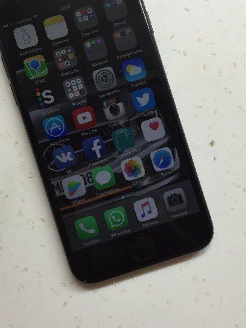 айфон 6 чёрный фото цена