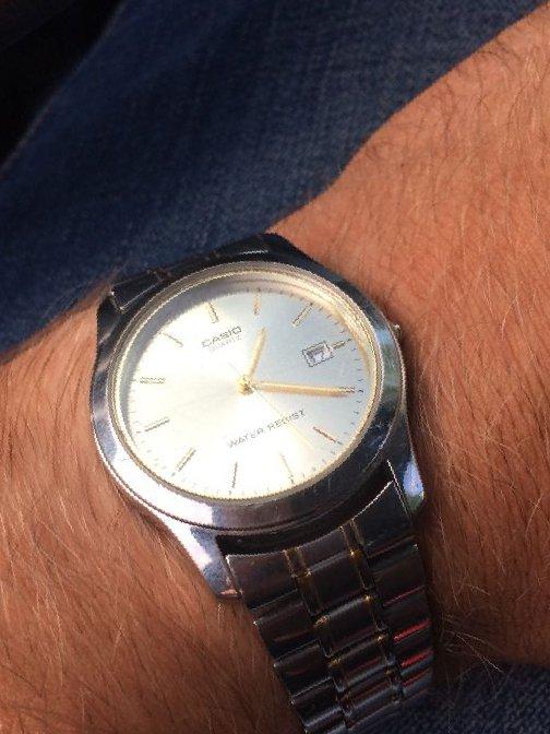 Купить часы Casio MTP-1141A-1A - цена в Санкт-Петербурге
