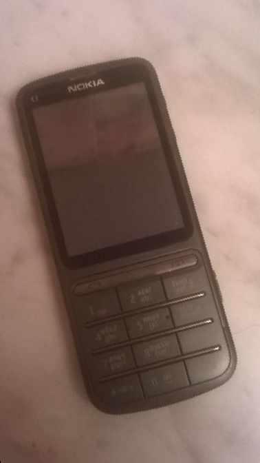 8d1115fb3190e Nokia c3-01, б/у — Цена 2 500 рублей — Телефоны и смартфоны Nokia в ...