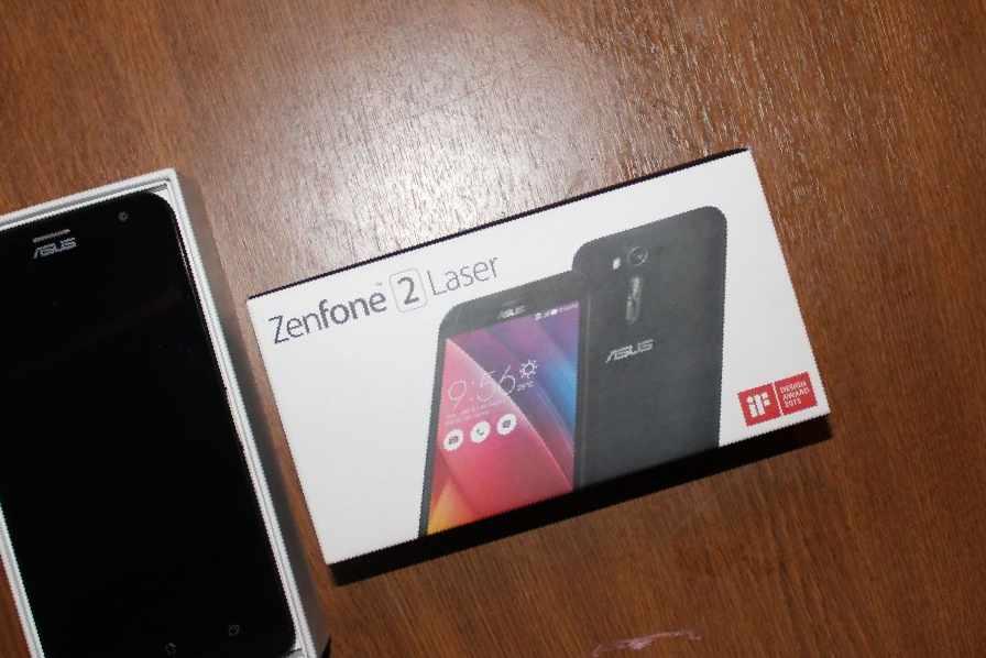 583e840a1c707 Asus Zenfone 2 laser ZE550KL, б/у — Цена 17 000 рублей — Купить ...