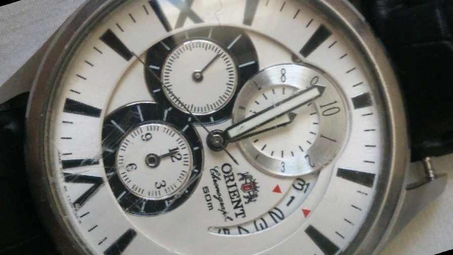 74280061 Продам оригинальные мужские часы Orient FTT0N002W0 — Цена 2 000 ...