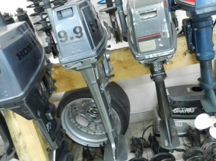 подвесных моторов б у сайты