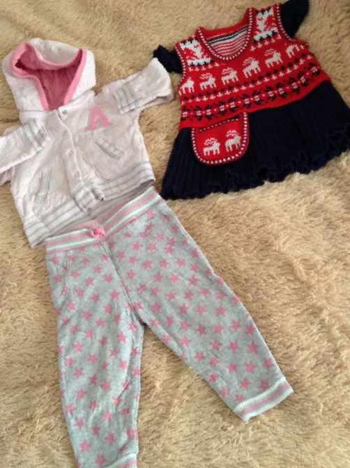 Одежда Для Девочек 9 Месяцев