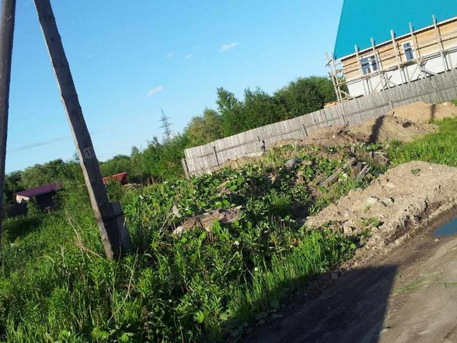 Building land in Montepulciano
