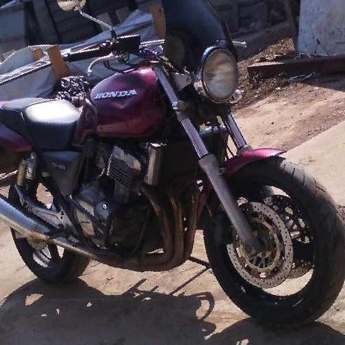 б/у мотоцикл honda cb 400