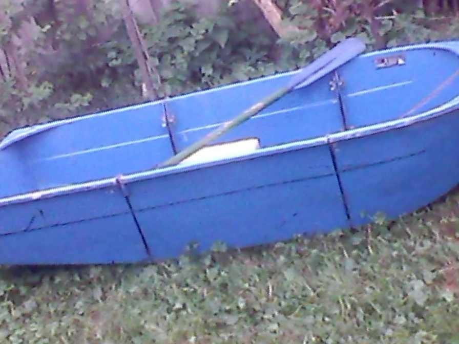 дюралевые и пластиковые лодки