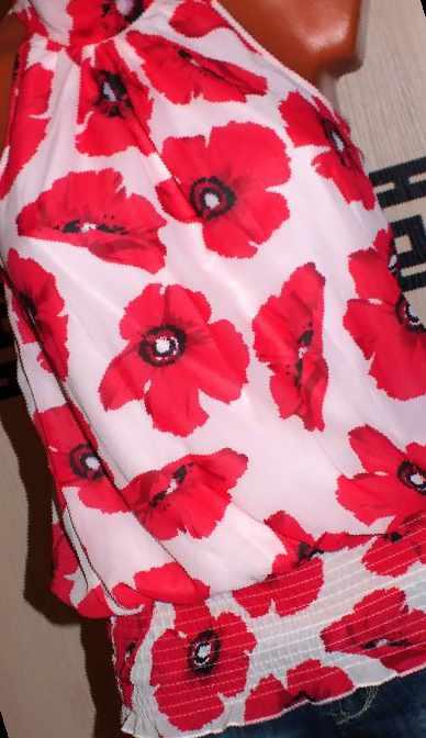 Красная Шифоновая Блузка В Волгограде