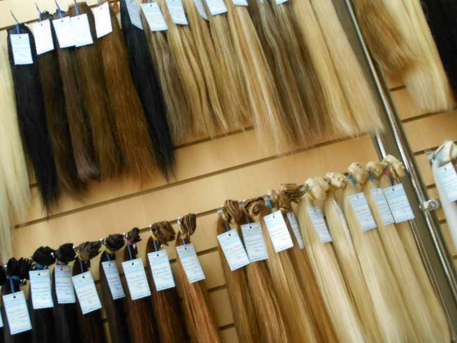 Волосы на заколках саранск