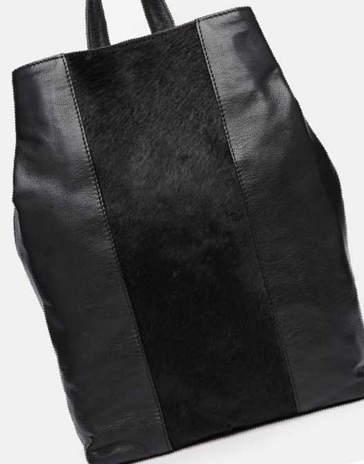 73675861b6d7 Кожаный рюкзак asos новый, б/у — Цена 2 500 рублей — Аксессуары под ...