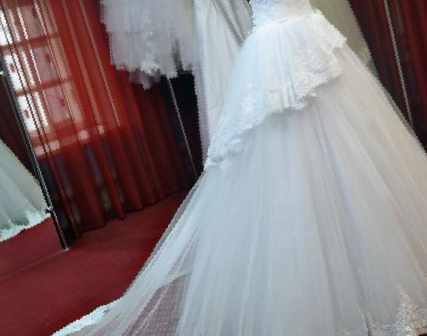 Свадебное платье кузнецк