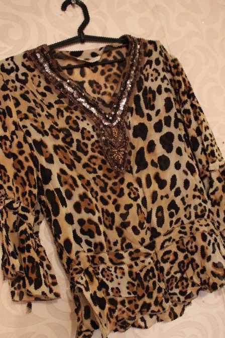 Леопардовые Туники Доставка
