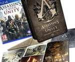 "Assassin""s creed unity (ps4), б/у"