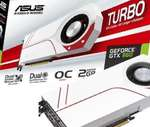 Asus GeForce GTX960 (turbo-GTX960-OC-2GD5), бу