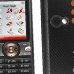 Sony Ericsson V630i (2Mpx, Bluetooth, 3G, microMS)