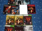 Resident Evil PS2 PS3 WII xbox