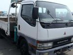 Mitsubishi canter 1999 год двс 4М51 рама FE63EEV55