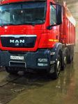 MAN TGS 41. 400 8x4 BB-WW, бу